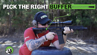 AR 15 Buffer Weights Explained: Carbine, Rifle, H1, H2, H3 (+ Buffer Tubes & Springs)