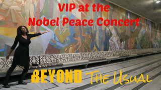 VIP at the Nobel Peace Concert  - Video