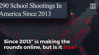 Gun Control Group Spreads Massive School Shooting Lie - Video