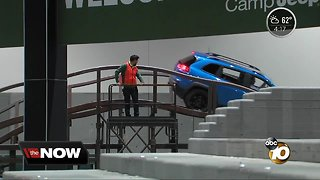 New electric, exotic, everyday vehicles at SD Auto Show