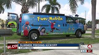 Summer free meals program kicks off in Cape Coral