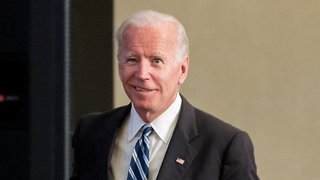 Biden Accused Of Touching By Second Woman