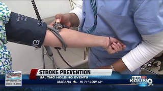 Tucson Medical Center doctors stress importance of screenings to prevent strokes