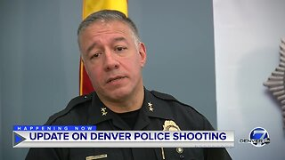 Denver police explain incident that led to Monday morning police shooting