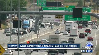 Benefits and concerns with possible Denver Amazon HQ2 deal - Video