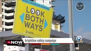 Brightline safety campaign - Video