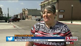 Beatrice getting creative to accommodate visitors for Eclipse - Video
