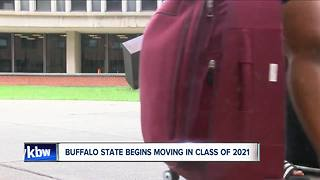 Buffalo State Welcomes its Class of 2021 - Video