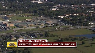 Deputies investigating murder-suicide near Plant City High School