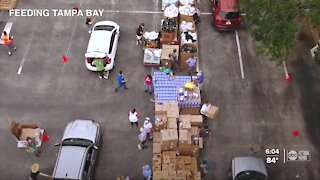 Feeding Tampa Bay ramps up services
