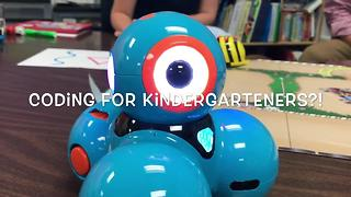 Tech future: Coding for kindergartners | Digital Short - Video