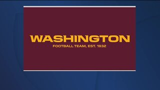 DC's new name is the Washington Football Team