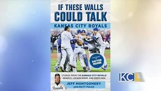 Royals Hall of Famer writes new book - Video