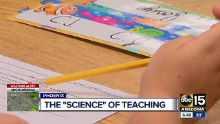 One Valley school doubling it's AZ Merit test scores - Video