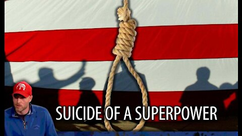 America is Committing Suicide