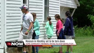 Residents hoping to save house museum in Medina County