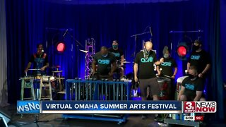 Summer Arts Festival moved to Facebook Live
