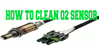 HOW TO CLEAN O2 SENSOR(PROVEN METHOD)