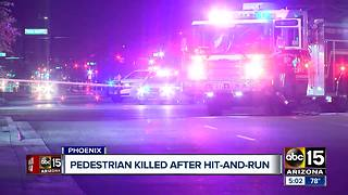 Two people killed in Phoenix car crashes - Video
