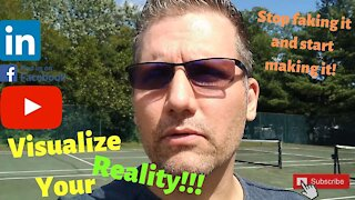 Visualize your reality by using this method!!