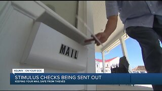Tips on how to keep stimulus check safe from mail thieves