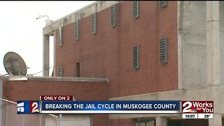Muskogee officials announce new plan to break the jail cycle in community
