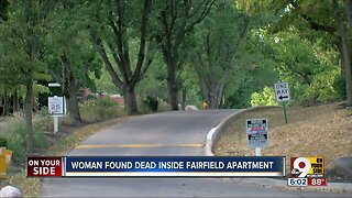 Police investigating homicide after Fairfield woman found dead in apartment