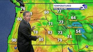 Scott Dorval's On Your Side Forecast: Thursday, June 29, 2017 - Video