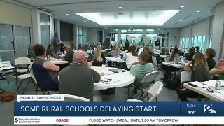 Some rural schools delaying start