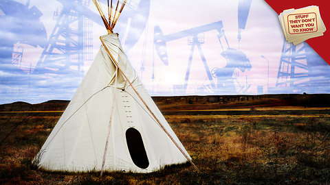 Stuff They Don't Want You to Know: Why are people protesting in North Dakota?