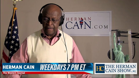 Shucky Ducky: Herman Cain's Best Bloopers Of 2018