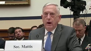 Classic Mattis: Reveals His Brutal Syria Strategy - Video