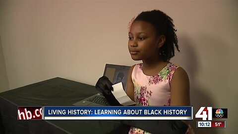 Living history: Learning about black history