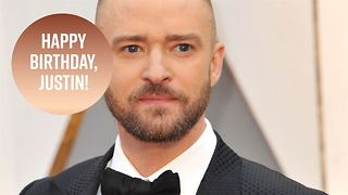 Justin Timberlake is surrounded by love at 37 - Video