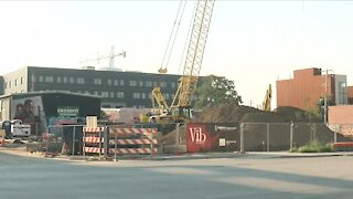 'What's that?': Construction begins on Vib hotel in RiNo