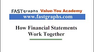 2 - How Financial Statements Work Together