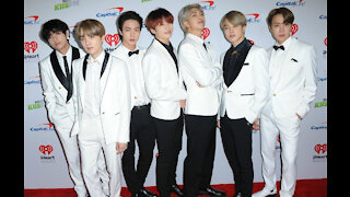 BTS were among the big winners at the Kids' Choice Awards