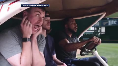 Inside the Milwaukee Brewers' viral Dumb and Dumber spoof