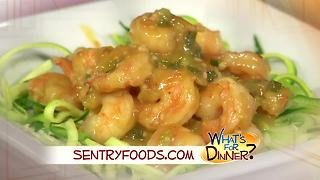 What's for Dinner? - Szechuan Shrimp - Video