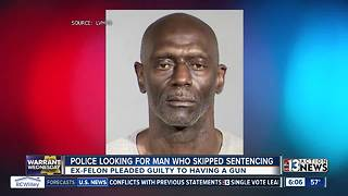 Wanted Las Vegas man has criminal record dating back to the '80s