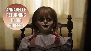 Annabelle: Creation director on the making of the doll - Video