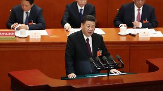 Xi Jinping Says China Will Lower Tariffs On Car Imports - Video