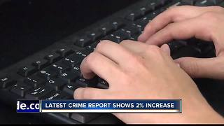 Idaho State Police crime report shows 2% increase