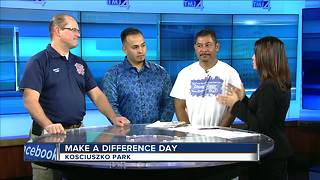 Make A Difference Day September 28 - Video