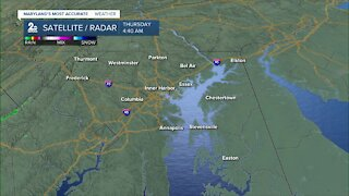 WMAR-2 News Weather Update