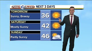 Warm weather coming to metro Detroit this weekend