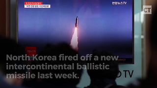 North Korean Missile Flew Higher Than Space Station - Video