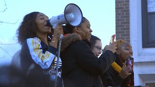 On National Walkout Day, Chicago Students Protest Gun Violence At Home - Video