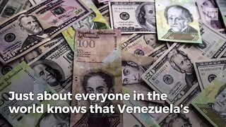 Venezuelan President Finally Admits That Socialism Is Broken, Economy Is Destroyed - Video
