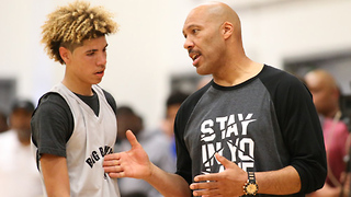"LaVar Ball YELLS at LaMelo for Not Playing Defense: ""You're Our Weakest Link!"" - Video"